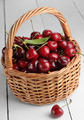 Organic Cherries - PhotoDune Item for Sale