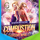 Combustion Flyer - GraphicRiver Item for Sale