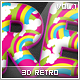 25 3D Retro Styles Vol.1
