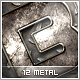 12 Premium Metal Styles - GraphicRiver Item for Sale