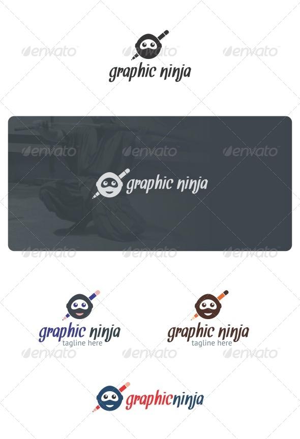 Graphic Ninja Logo