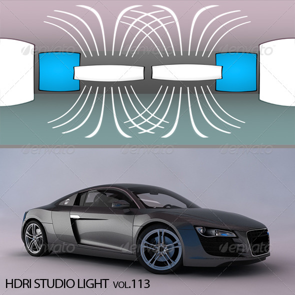 HDRI_Light_113 - 3DOcean Item for Sale