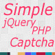 Simple jQuery AJAX PHP Captcha - CodeCanyon Item for Sale