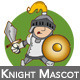 Knight Mascot  - GraphicRiver Item for Sale
