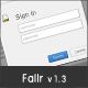 Fallr - Simple & Elegant Modal Box jQuery Plugin