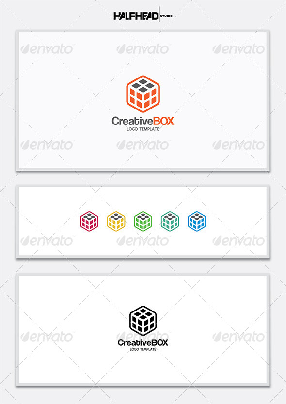 CreativeBOX Logo Template
