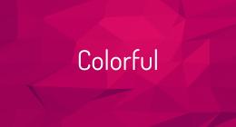 Colorful VJ Loops