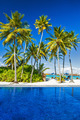 Luxury beach resort on an island - PhotoDune Item for Sale