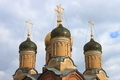 Domes of the Znamensky monastery - PhotoDune Item for Sale