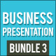 Business Presentation Bundle 3 - GraphicRiver Item for Sale