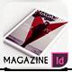 Elegant Magazine Template - GraphicRiver Item for Sale