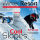 8 Pages Ski Resort Brochure - GraphicRiver Item for Sale