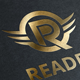 Reader Logo - GraphicRiver Item for Sale