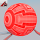 Roll Ball (red) - 3DOcean Item for Sale