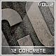 12 Concrete Styles Vol.2 - GraphicRiver Item for Sale