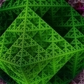 Sierpinski Octahedron - PhotoDune Item for Sale