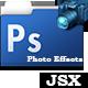 6 Premium Adobe Photoshop Photo Effect Scripts - GraphicRiver Item for Sale