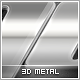 3D Premium Metal Styles - GraphicRiver Item for Sale