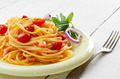 Spaghetti marinara pasta - PhotoDune Item for Sale