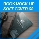MyBook Mock-up - Soft Cover 03 - GraphicRiver Item for Sale