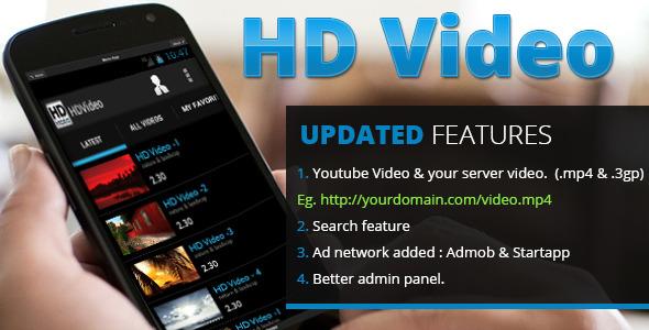 Hd Video App