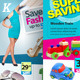 Big Sale Promotion Flyers Vol.02 - GraphicRiver Item for Sale