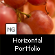 NG Horizontal Portfolio (xml) - ActiveDen Item for Sale