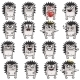 16 Smiley Hedgehogs (1) - GraphicRiver Item for Sale