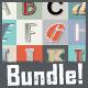 Vintage Text Styles Bundle - GraphicRiver Item for Sale