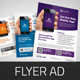 Mobile Apps Promotion Flyer Ad Design - GraphicRiver Item for Sale