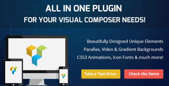 Ultimate Addons for Visual Composer - CodeCanyon Item for Sale
