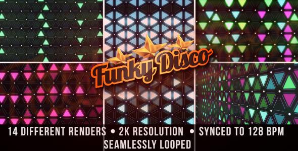 VJ Beats Funky Disco