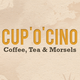 Cup-'O'-Cino Business Card - GraphicRiver Item for Sale