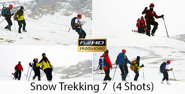 Snow Trekking 7