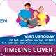 School Promotion Facebook Timeline Cover Vol 1 - GraphicRiver Item for Sale