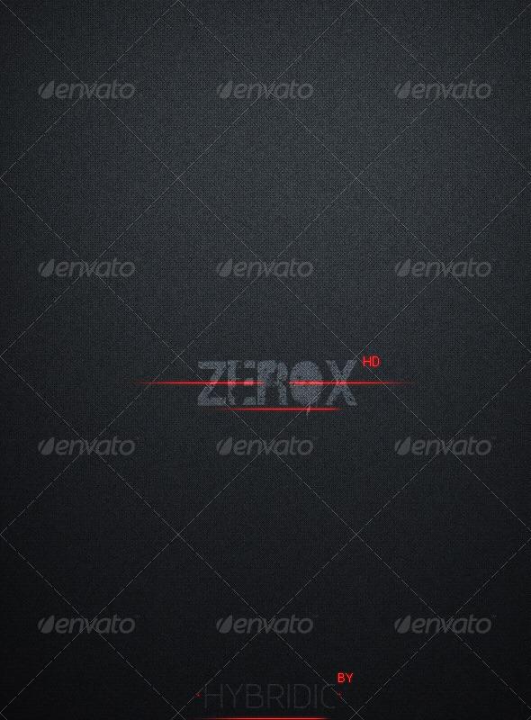 GraphicRiver Zerox 759762