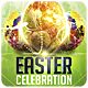 Easter Celebration - Flyer - GraphicRiver Item for Sale