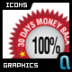 Custom Guarantee Seal Icons - GraphicRiver Item for Sale