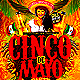 Cinco de Mayo Flyer Template PSD - GraphicRiver Item for Sale