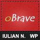 oBrave - Portfolio Wordpress Theme