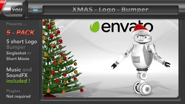 Xmas Logo Bumper