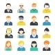 Avatar Character Icons Set - GraphicRiver Item for Sale