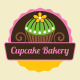 8 Cupcakes and Bakery Badges - GraphicRiver Item for Sale