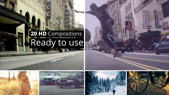 20 Advanced Color Grading Effects