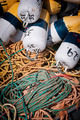 Fishing floats and rope - PhotoDune Item for Sale