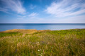 Cliff edge and ocean - PhotoDune Item for Sale