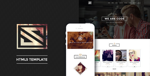 Vastudio - Creative One Page HTML5 Template