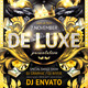 De Luxe Event Poster - GraphicRiver Item for Sale