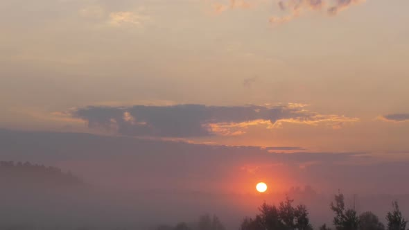 Download Sunrise On Foggy Morning 7 nulled download