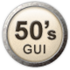 50's - GUi - Graphical User Interface - GraphicRiver Item for Sale
